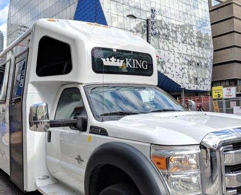 Bus for Rent Toronto
