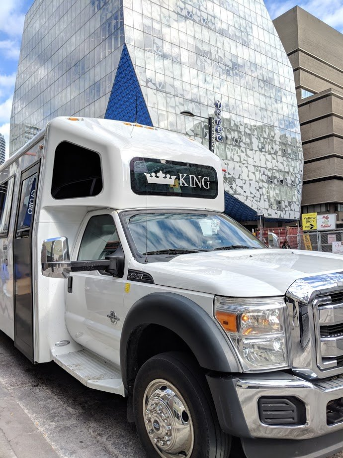 King Charters - Bus Rental Company in Toronto