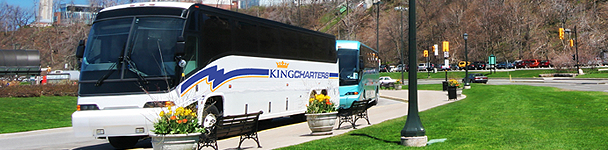 King Tours Niagara Falls Bus